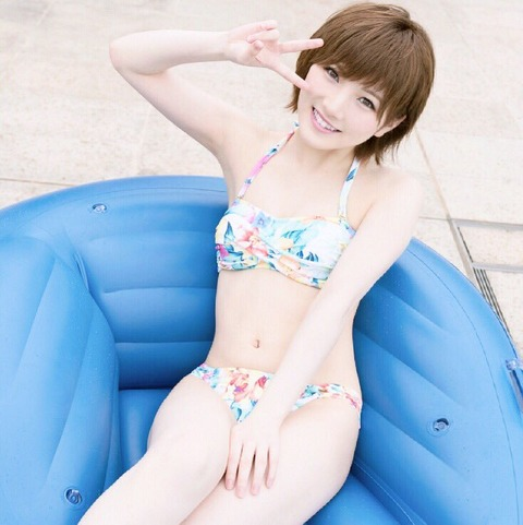 【AKB48】岡田奈々ちゃんのえっちな画像を貼るスレ