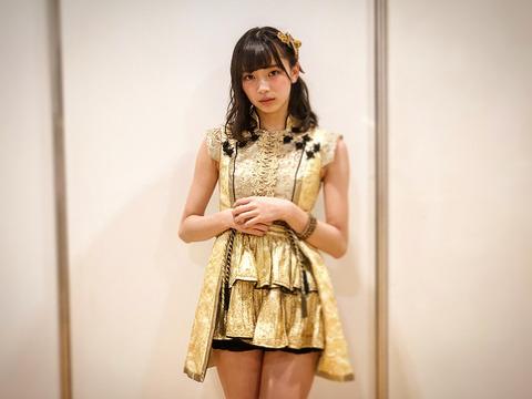 【AKB48】後藤萌咲が篠田麻里子のフライングゲット衣装を着た結果・・・