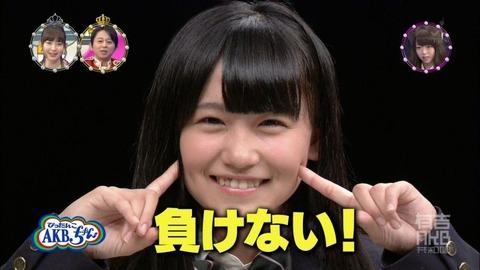 小嶋真子が運営の西野推しに嫉妬