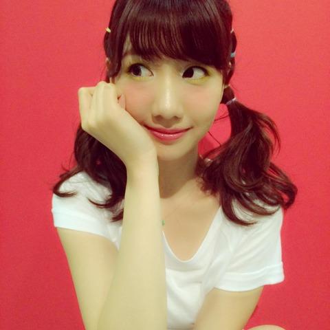 【SKE48】北川綾巴ちゃん「どうしたら柏木由紀さんみたいに可愛くなれるかな(´;ω;`)」