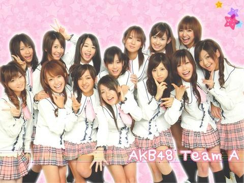 【AKB48G】もしも「リセットボタン」があったらどの時代に戻ってAKBを立て直す?