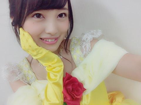 【AKB48】なぜ向井地美音は若手の中で一歩抜け出すことができたのか?