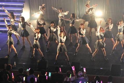 【悲報】SKE48関東ツアー千葉公演、3回全てセトリが同じ