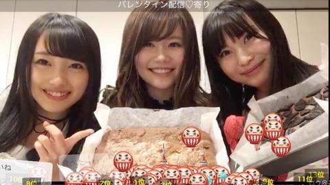 【SHOWROOM】こみせいおん3人の料理配信!!!【向井地美音・込山榛香・福岡聖菜】
