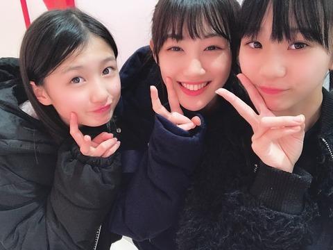 【NMB48】しゃぶしゃぶを食べる天使3人がめちゃ可愛い【南羽諒・大段結愛・塩月希依音】