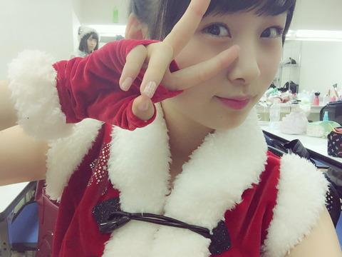 【AKB48】達家真姫宝「あーみんちゃん貧乏だからコレあげる」