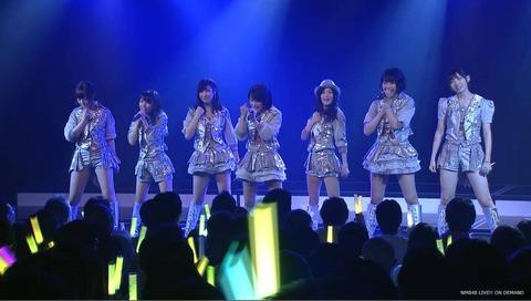 【NMB48】城恵理子がチームN「ここにだって天使はいる」公演で遂にセンターに立つ!!