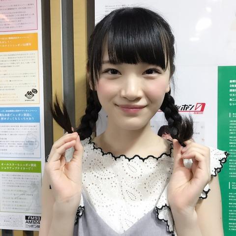 【悲報】NGT48太野彩香、クレカを手に入れてバンバン使ってしまう