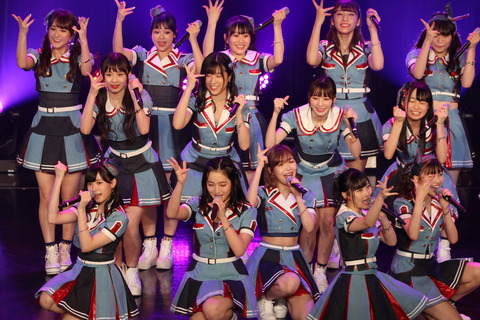 【AKB48G】TIFで口パク披露したグループがあるってマジ…?
