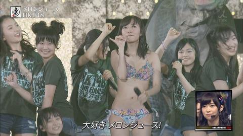 今年こそHKT48の水着曲をリリースして欲しい!