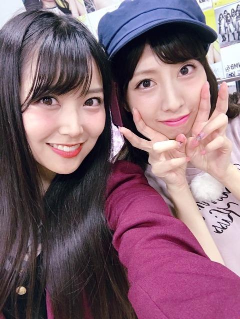 【悲報】NMB48白間美瑠さん、相手の写りなんてどうでも良いと思っている