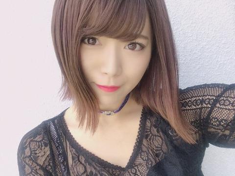 【SKE48】山内鈴蘭「『顔面偏差値かなり高いのに何で人気出ないんだろうね!』って言われた。なんて反応したらよい?笑」