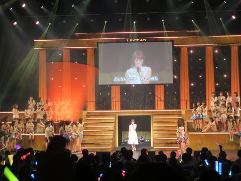 【HKT48】穴井元キャップ、最後の握手会から僅か半月でHKTのステージへ舞い戻るwww
