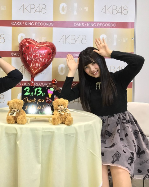 【AKB48】ワキフェチのワイ、冬の写メ会でもワキ撮影を試みた結果・・・
