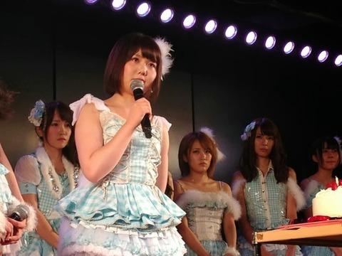 AKB48仲俣汐里の卒業発表を温かく見守るスレ
