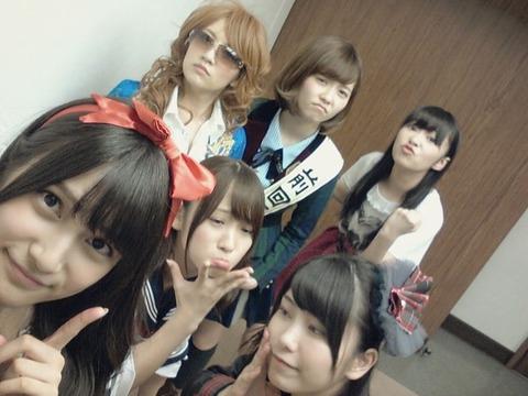 【AKB48】結局、横山・アンリ・三銃士ゴリ推しが成功してる件