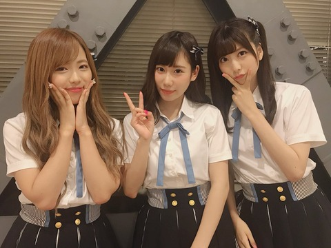 【NMB48】三大「お前なんで辞めないの?」ってメンバーといえば鵜野みずき、明石奈津子、あと1人は?