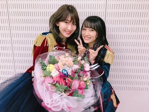 【AKB48】みーおんのことはみーおんではなく向井地美音ちゃんと呼びたい