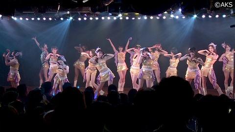 【AKB48G】劇場公演でアンコール発動について確認したいコトがあるんだが