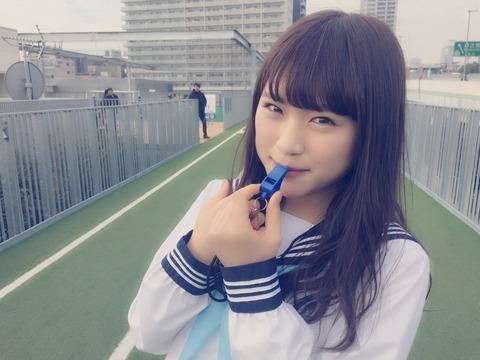 【NMB48】渋谷凪咲って何が可愛いのか分からないけど可愛いよな