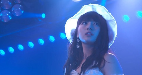 【AKB48】あのなーにゃが劇場公演「ヒグラシノコイ」で生歌に挑戦!【大和田南那】