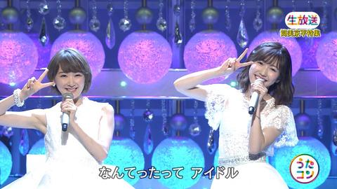 【AKB48】麻友選手の「なんてったってアイドル」がハマりすぎ!!!【渡辺麻友】