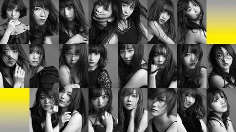 【AKB48】55thシングル「ジワるDAYS」再販2次完売状況