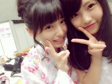 【朗報?】NMB48植村梓に憧れてAKBに加入したメンバーがいるらしいw