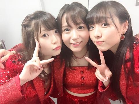 【SKE48】高柳明音、須田亜香里、大場美奈の3人が揃った時の安心感