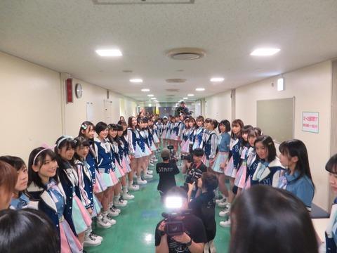 【朗報】HKT48兒玉遥さんが遂に復活!!!