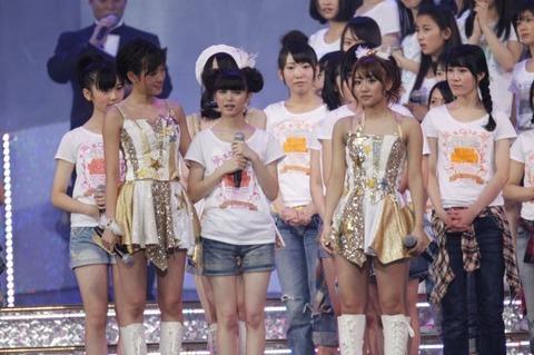 【AKB48G】結局事務所移籍できてた頃のメンバーが勝ち組なんだな