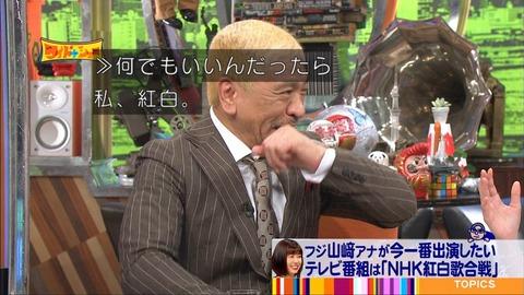 【ワイドナショー】松本、東野「指原莉乃は将来紅白の司会をする」