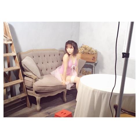 【TJDHM】たかじゅりのドスケベ変態水着【AKB48・高橋朱里】