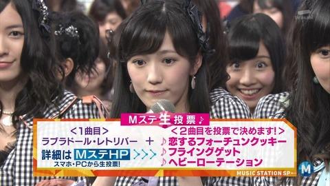 【AKB48総選挙】柴田阿弥みたいに無名なメンバーが総選挙でいきなり上位にランクインする事ってもうないのかな?