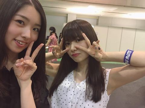 【AKB48】武藤十夢さんの腋が素晴らしいwwwwww