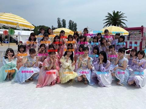 【CDTV】AKB48G次世代選抜にAKB10人、NMB10人STU8人、NGT4人、SKE0人、HKT0人