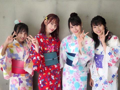 【悲報】AKB48グループじゃんけん大会、予選で人気メンバーのユニットがことごとく敗退www