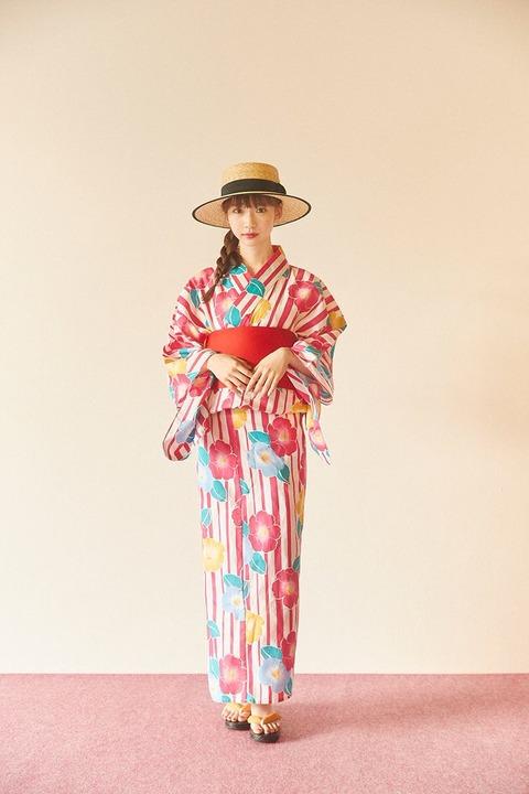 【NGT48】荻野由佳をモデルに起用したブランドが案の定批判殺到で大炎上wwwwww