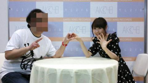【NGT48暴行事件】写メ会の画像がファンとのつながりの証拠にされるんじゃあ、メンバーとまともなファンは二度と参加しなくなるだろうな