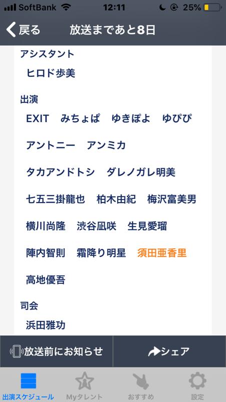 SKE48から第2の刺客?2月9日放送の「トリニク」に須田亜香里が登場!