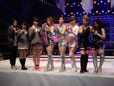 【AKB48】豆腐プロレスの観客エキストラ募集キタ━━━(゚∀゚)━━━!!