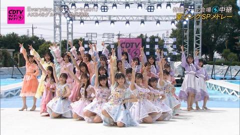 「Ray」と「CDTV」両方に出たグループ→「AKB・NMB・STU」、両方に出ていないグループ→「SKE・HKT」、これって…