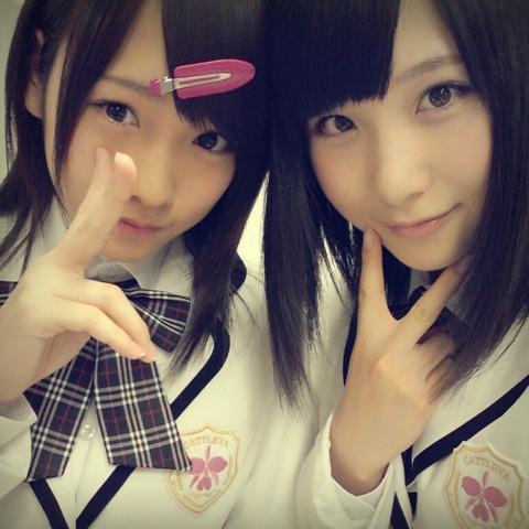 【川栄】AKB48G似てるメンで神経衰弱【朱里】