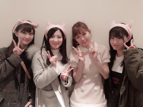 【朗報】みるきー来年4月にライブツアー開催決定!【渡辺美優紀】