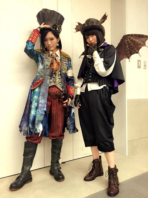 【AKB48】ハロウィン・ナイト衣装格付けスレ 「【AKB48】ハロウィン・ナイト衣装格付けスレ