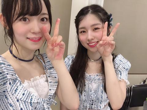 【悲報】西川怜さん(15)、岩立沙穂ちゃん(24)を煽る