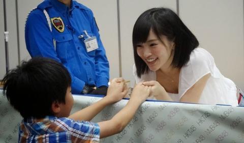 【AKB48G】握手会でありがちなことを挙げるスレ