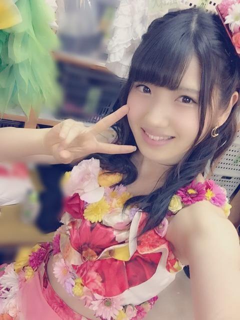 【AKB48】インフルエンザでチームA公演を休演する宮脇咲良の代打にチーム4村山彩希!!!【3/9】