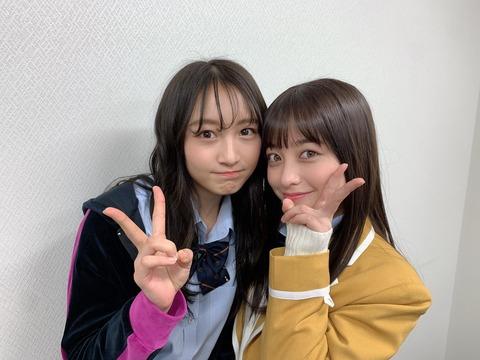 【朗報】NMB48山本彩加が橋本環奈を公開処刑wwwwww