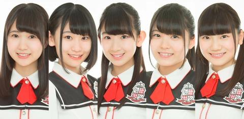 【NGT48】ドラフト3期生・對馬優菜子さん、いきなり4/5完売!